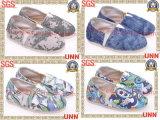 Chaussures de toile occasionnelles de conception pour les ENFANTS (SD6195)
