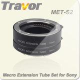 Marca Macro Travor Metal Tubo de extensión de 2 piezas para Sony (MET-S2).