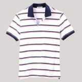 方法CottonかPolyester Printed GolfポロShirt (P007)