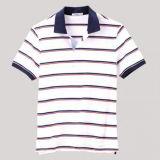 Het Katoen van de manier/het Polyester Afgedrukte Overhemd van het Polo van het Golf (P007)