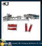 Vela vermelha automática cheia que empacota a máquina de embalagem com preço do competidor