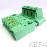 Blocchetto terminali del PWB Plugable con la serratura laterale antivibrazione