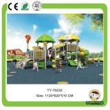 الصين [لوو بريس] [هيغقوليتي] منزلق بلاستيكيّة خارجيّ روضة الأطفال مغامرة ملعب تجهيز لأنّ أطفال ([ت-70232])