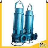 Resistente al desgaste sumergible bomba de la mezcla con el agitador