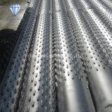 Schermo della scanalatura del ponticello/fornitore galvanizzato del tubo d'acciaio