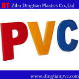 Panneau rigide de mousse de PVC de Customed de fabricant célèbre pour annoncer le signe