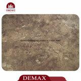 Plancher commercial durable de vinyle des graines de marbre d'utilisation