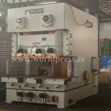 Máquina de perfuração da imprensa de potência mecânica do frame da tonelada C do tipo Jh25 160 de China
