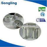 Isolateur de chapeau de fer de verre de brouillard à haute performance résistant à la corrosion