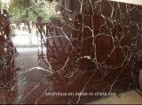 Marmo di marmo viola di marmo della casella del portello del davanzale della finestra di Rosso Lepanto
