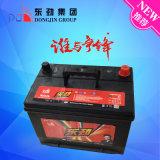 Vente directe d'usine pour la batterie 12V45ah exempte d'entretien d'acide de plomb pour le véhicule 55b24 d'Auotomotive