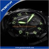 新式の腕時計Arrivel! 半球形ガラスおよびダイヤルとの不規則な腕時計様式