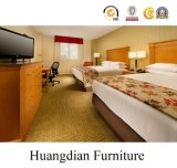 米国式の現代ホテルの寝室セット(HD1002)