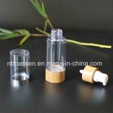 Bambu Cosméticos plástico vazio de garrafa bomba (PPC-PB-003)