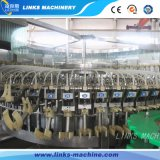 Máquina de enchimento e tampando do líquido do frasco de vidro da alta qualidade