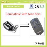 Compatible con código evolutivo Nice-Flo transmisor 2 botones pero003-2