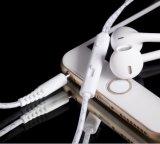 Fones de ouvido estereofónicos dos auscultadores de Isolatingearbuds do ruído superior de Sweatproof com microfone