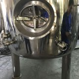 cuve de mélange de yogourt en acier inoxydable de fermentation 2017