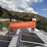 5kw 6kw solaire outre du système domestique de réseau/du Sistema Solar Fuera De La Red/P&Aring solaire ; N&Auml ; Tet (marché d'Autriche, du Pakistan, de l'Afrique)