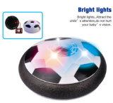 LED Colorful Indoor Football Toy Air Power Hover Soccer Ball
