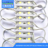Módulo de epoxy impermeable arriba brillante de Cwholsale SMD2835 LED