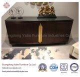Mobília económica do corredor do hotel com a tabela de console de madeira (7865)