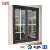 중국제 알루미늄 프레임 슬라이드 유리 Windows 두바이
