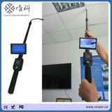 Appareil-photo visuel télescopique d'inspection de Pôle de longueur de Vicam 5m avec la tête d'appareil-photo de serpent de 23mm V5-Ts1308d