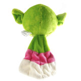 형식 디자인 애완 동물 제품 동물성 귀여운 채워진 애완 동물 견면 벨벳 장난감