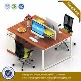Tableau simple de petite taille de bureau avec 2 tiroirs (HX-NCD386)