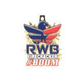La conception personnalisée de votre propre Médaille de la Russie Rectangle Rugby Coin Médaille royale