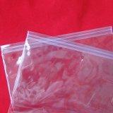 O logotipo feito sob encomenda imprimiu o saco geado Ziplock da composição do PVC