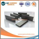 100x100 Tiras de carboneto de tungstênio para ferramentas de corte