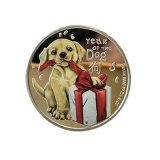 Comercio al por mayor baratos de metal personalizados souvenirs desafío Token antigua moneda de oro