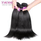 Alto grado de calidad 7A bruto recta Natural cabello humano.