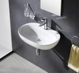 Bacino Parete-Appeso di ceramica degli articoli sanitari per la stanza da bagno 1163