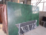 Мрамор Evergreen Китая зеленого цвета
