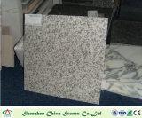 G655 Tongan白い花こう岩の中国の白い花こう岩の平板及びタイルの建物石の床の敷物の壁パネルのクラッディング