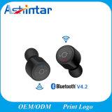 écouteurs sans fil in-ear jumeaux vrai 4.2 Sport écouteurs sans fil Bluetooth® stéréo