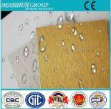 Brochure composée en aluminium de panneau de décoration intérieure