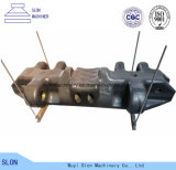 Schoen van uitstekende kwaliteit van het Spoor van de Delen van de Maalmachine Rh170 van het Staal van de Legering O&K de Draaiende