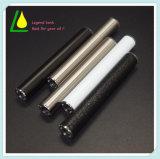 Batterie électronique de vaporisateur de contact de pétrole de la cigarette 350mAh 510 Cbd