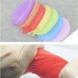Escovas de lavagem de Silicone suave para as mulheres do bebé