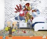 El papel de pared tipo MURAL, Kid's STYLE, papel de la pared de dibujos animados, el papel no tejidas