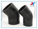 HDPE Materiële Reductiemiddelen van de Montage van de Pijp voor Watervoorziening