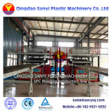 機械生産ラインを作るPVC Spc床
