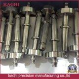 Peças de moedura personalizadas parte fazendo à máquina do aço dos serviços da precisão do CNC