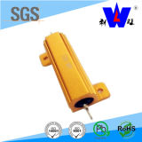 El aluminio contuvo los precios Wire-Wound Rx24 del resistor del resistor de la potencia