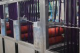 Красить и доводочный станок Webbings мешка непрерывный с нагрюя коробкой 2
