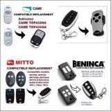 Telecomando di vendita di Bft Mitto2 del garage apri compatibile caldo del portello